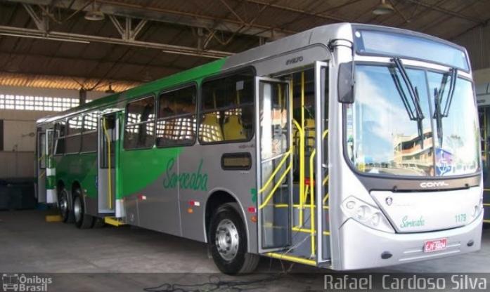 ConSor 1179 Comil Svelto - Scania K270 6x2