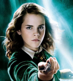 Hermione Granger Harry potter Series