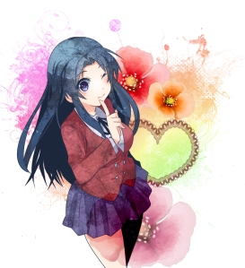 Ami Kawashima - Toradora.
