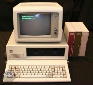 Computador antigo e sem windows. Clássico ou velho? Nem eu sei.