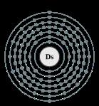 Distribuição eletronica darmstadtio