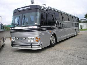 (CMA) Cometa Dinossauro - um ônibus épico.