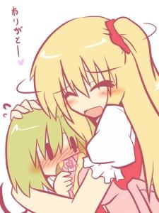 Flandre Scarlet também tem mãe. Acredite se quiser.
