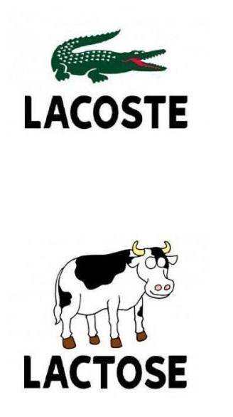 Lacoste e Lactose