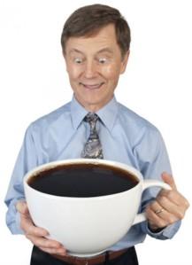 xícara xigante