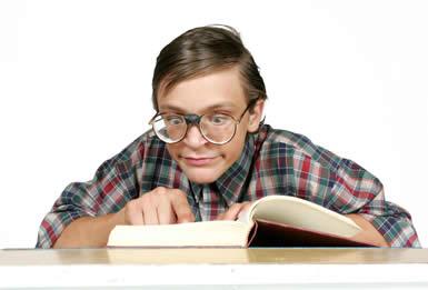 Nerd Estudando