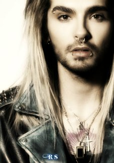 Bill Kaulitz atualmente (eu acho)