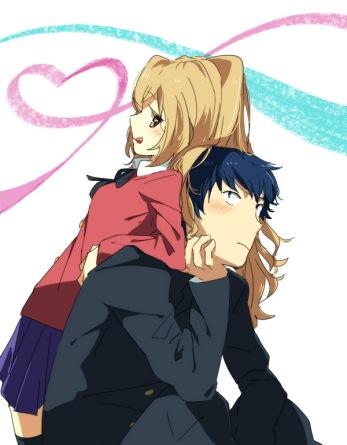 Só pra não perder o costume... Postagem do dia dos namorados sem Taiga e Ryuuji não tem graça, né?