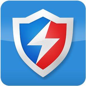 """Esse é o logotipo do famoso Baidu Antivirus que, segundo o Tequimundo (não aceite imitações!), é o melhor antivírus do mundo, capaz até de remover o poderoso vírus """"PASTA SYSTEM32""""."""