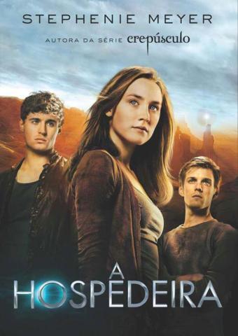 A Hospedeira: de uma capa que só tinha um olho, surgiu uma garota e dois caras (sendo que um deles também atuou em Percy Jackson...)