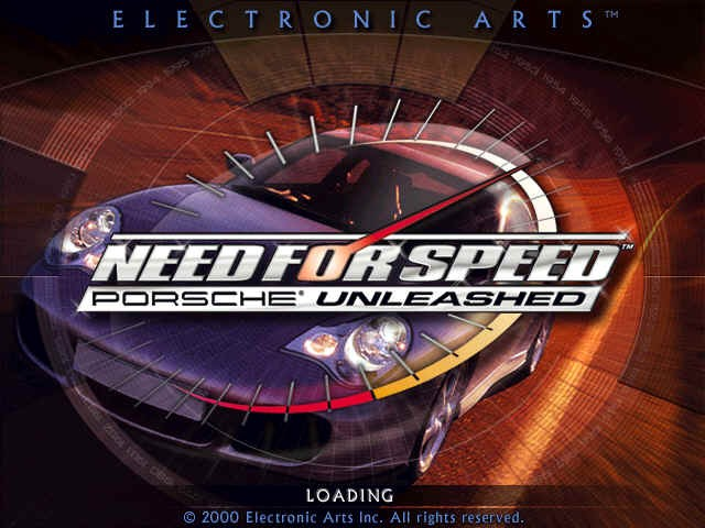 Need for Speed: Porsche Unleashed / Porsche 2000