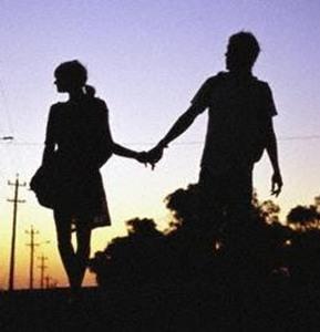 Casal de namorados 3D. Dá ibope e traz visualizações ao blog.