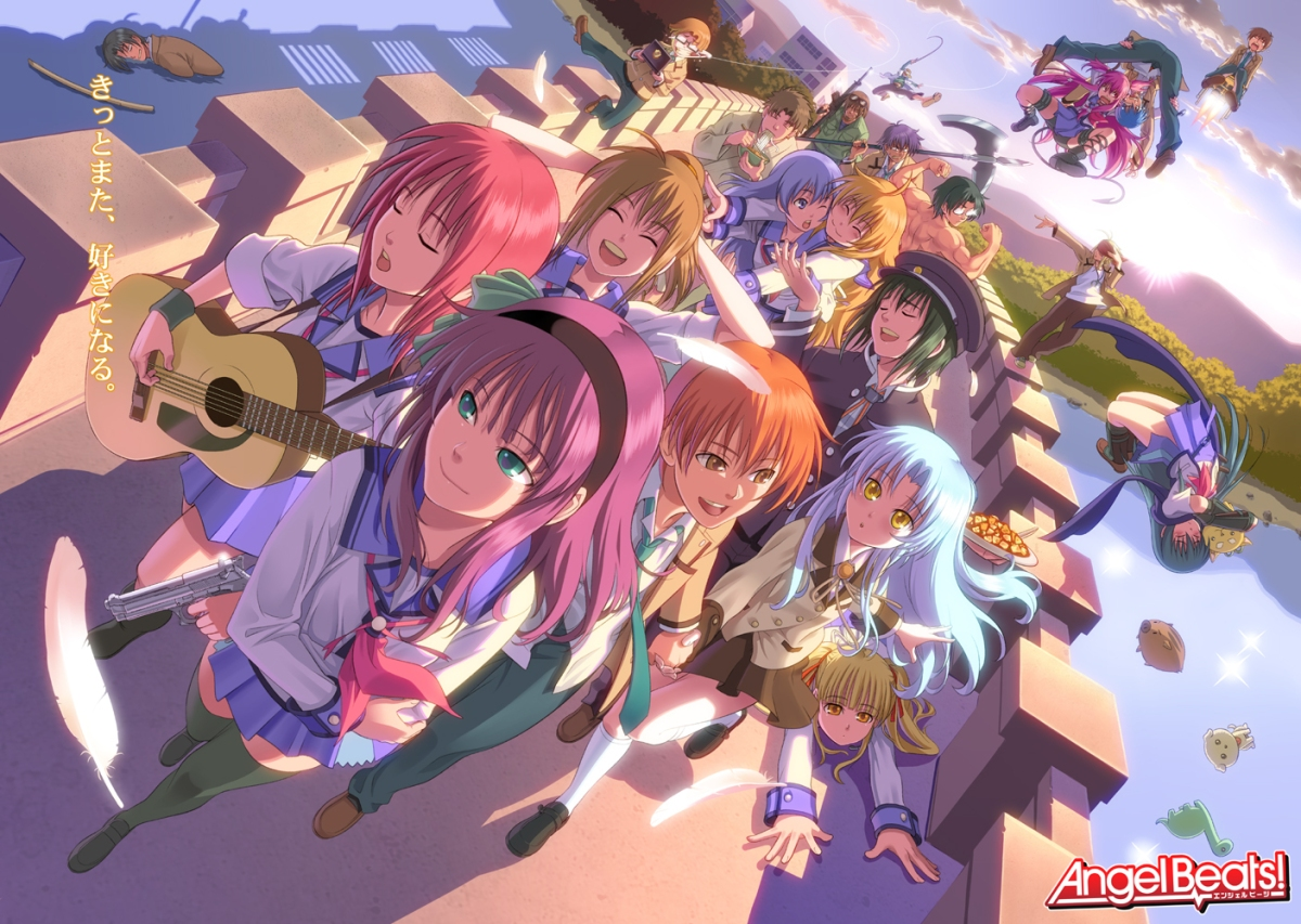 AnimeRelacionado #6.1 – Angel Beats!