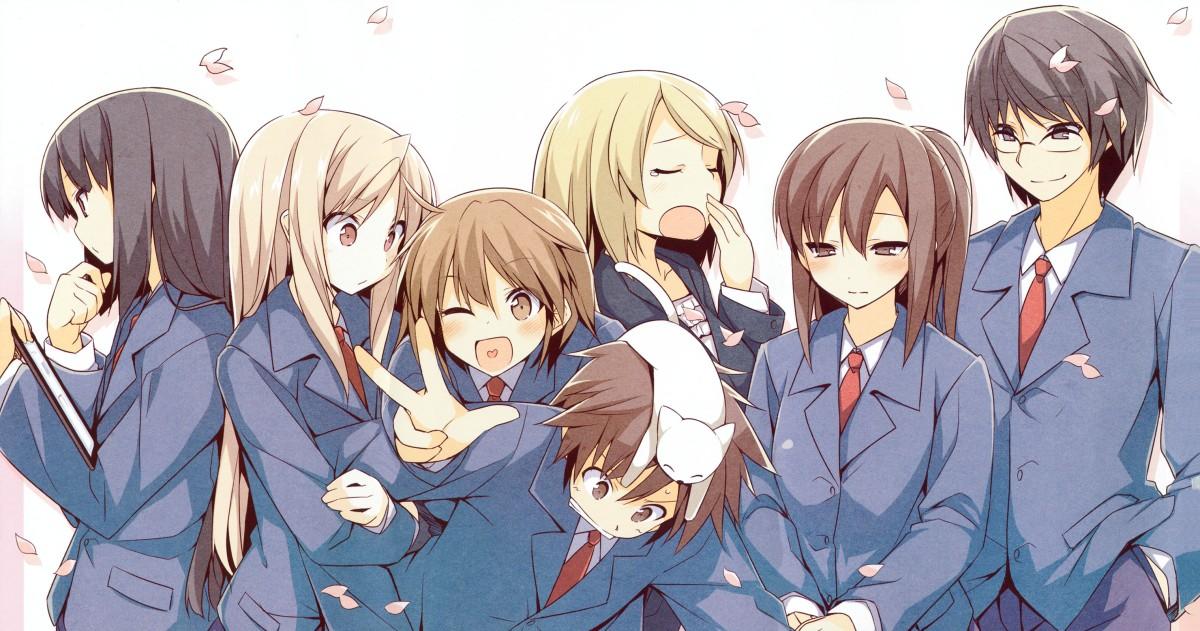 AnimeRelacionado #7 – Sakurasou no Pet naKanojo