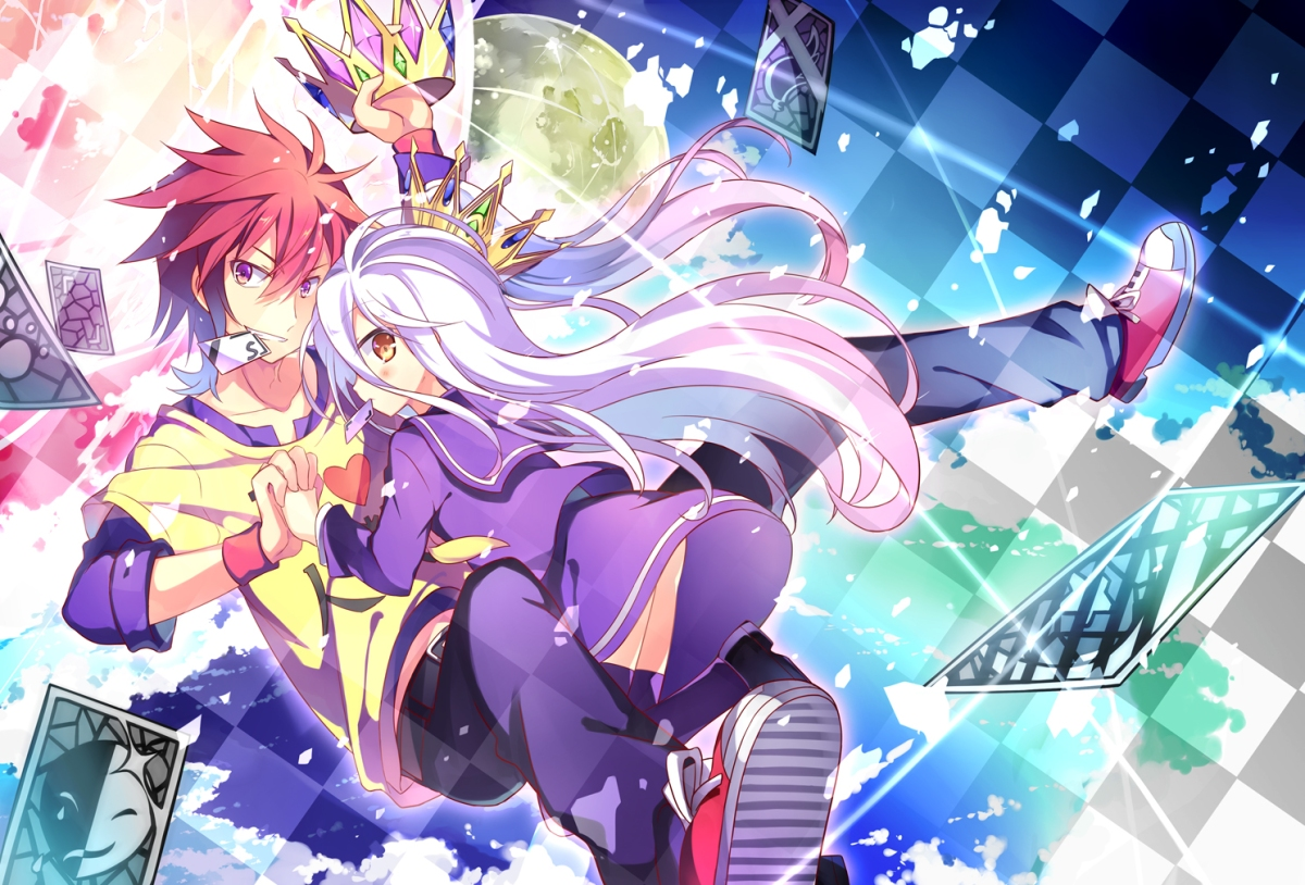 AnimeRelacionado #7¼ – No Game No Life